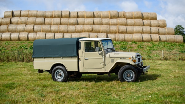 1984 Toyota Land Cruiser HJ47 For Sale (picture 19 of 127)