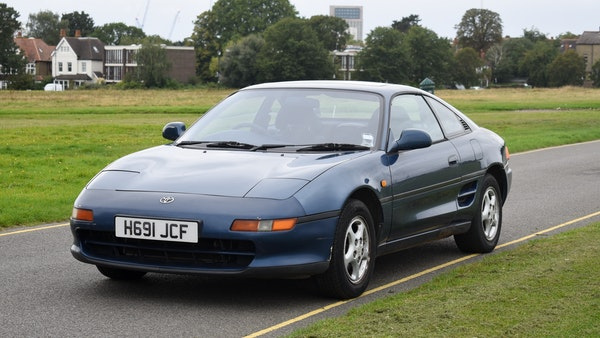 RESERVE LOWERED -1990 Toyota MR2 For Sale (picture 8 of 167)