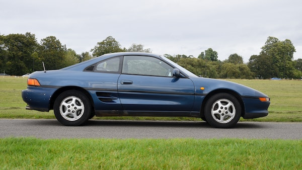 RESERVE LOWERED -1990 Toyota MR2 For Sale (picture 15 of 167)