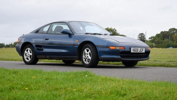 RESERVE LOWERED -1990 Toyota MR2 For Sale (picture 7 of 167)
