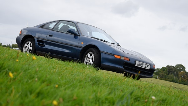 RESERVE LOWERED -1990 Toyota MR2 For Sale (picture 6 of 167)