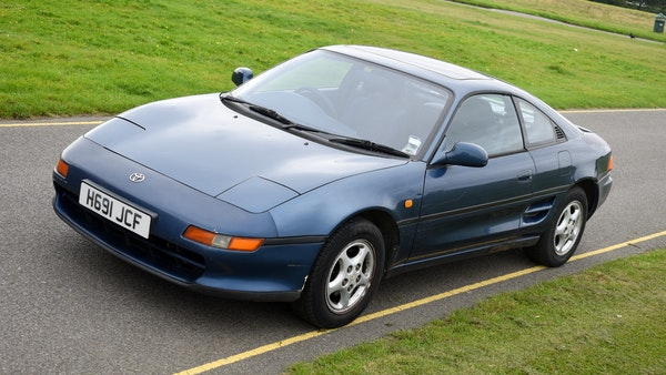 RESERVE LOWERED -1990 Toyota MR2 For Sale (picture 9 of 167)