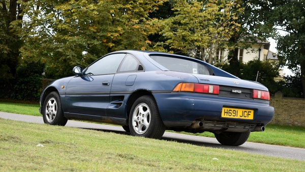 RESERVE LOWERED -1990 Toyota MR2 For Sale (picture 19 of 167)