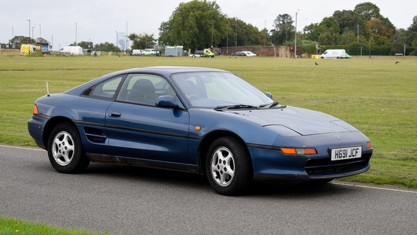 RESERVE LOWERED -1990 Toyota MR2 For Sale (picture 4 of 167)
