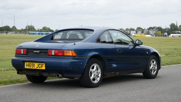 RESERVE LOWERED -1990 Toyota MR2 For Sale (picture 23 of 167)