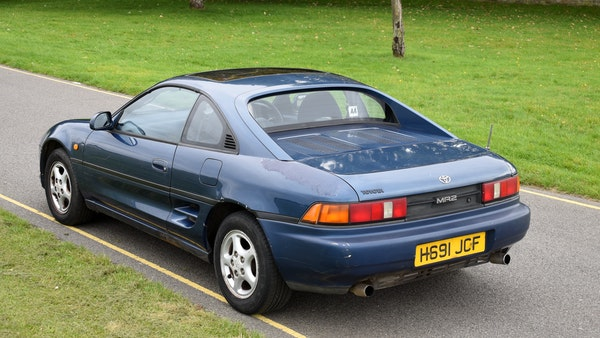 RESERVE LOWERED -1990 Toyota MR2 For Sale (picture 20 of 167)
