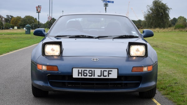 RESERVE LOWERED -1990 Toyota MR2 For Sale (picture 13 of 167)