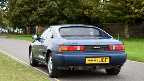 RESERVE LOWERED -1990 Toyota MR2 For Sale (picture 21 of 167)