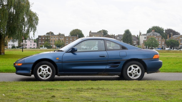 RESERVE LOWERED -1990 Toyota MR2 For Sale (picture 14 of 167)