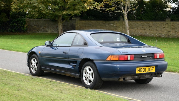 RESERVE LOWERED -1990 Toyota MR2 For Sale (picture 18 of 167)
