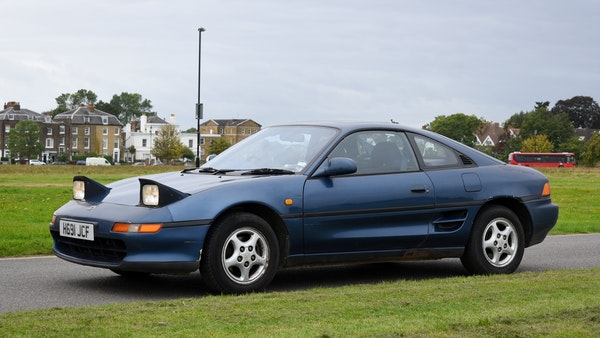 RESERVE LOWERED -1990 Toyota MR2 For Sale (picture 11 of 167)