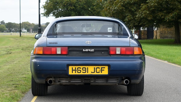RESERVE LOWERED -1990 Toyota MR2 For Sale (picture 16 of 167)