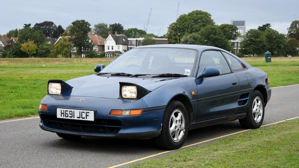 RESERVE LOWERED -1990 Toyota MR2 For Sale (picture 10 of 167)