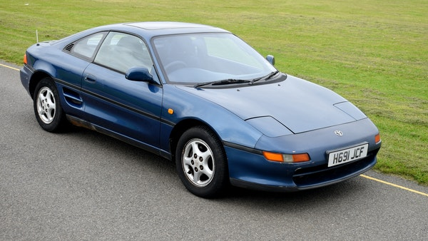 RESERVE LOWERED -1990 Toyota MR2 For Sale (picture 3 of 167)