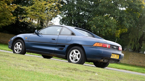 RESERVE LOWERED -1990 Toyota MR2 For Sale (picture 17 of 167)