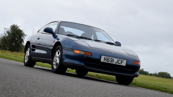 RESERVE LOWERED -1990 Toyota MR2 For Sale (picture 5 of 167)