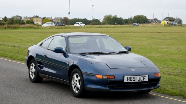 RESERVE LOWERED -1990 Toyota MR2 For Sale (picture 1 of 167)