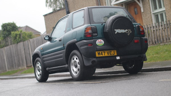 RESERVE LOWERED - 1994 Toyota RAV4 GX For Sale (picture 6 of 302)