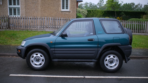 RESERVE LOWERED - 1994 Toyota RAV4 GX For Sale (picture 2 of 302)
