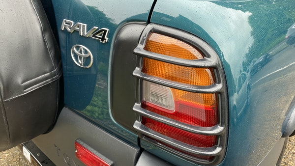 RESERVE LOWERED - 1994 Toyota RAV4 GX For Sale (picture 97 of 302)