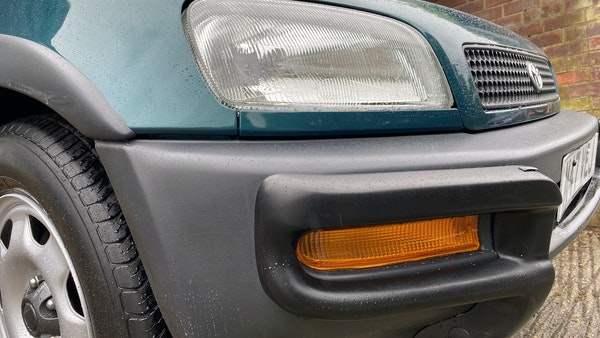 RESERVE LOWERED - 1994 Toyota RAV4 GX For Sale (picture 61 of 302)