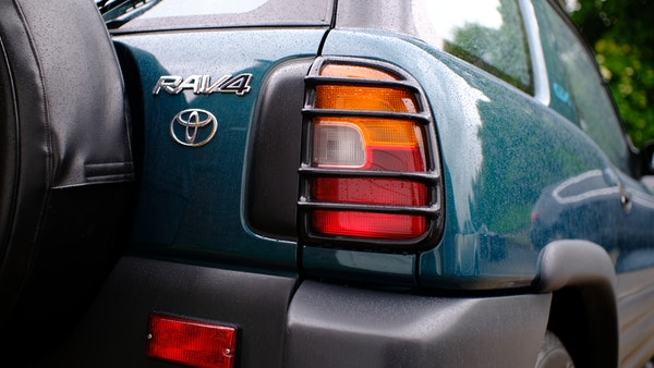 RESERVE LOWERED - 1994 Toyota RAV4 GX For Sale (picture 19 of 302)