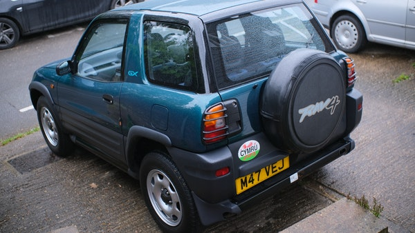 RESERVE LOWERED - 1994 Toyota RAV4 GX For Sale (picture 3 of 302)