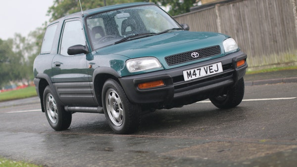 RESERVE LOWERED - 1994 Toyota RAV4 GX For Sale (picture 5 of 302)