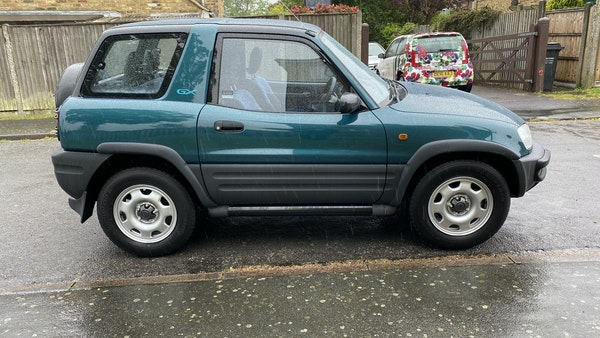 RESERVE LOWERED - 1994 Toyota RAV4 GX For Sale (picture 44 of 302)