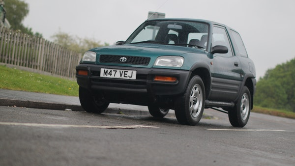 RESERVE LOWERED - 1994 Toyota RAV4 GX For Sale (picture 1 of 302)