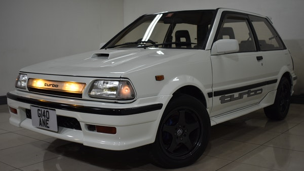 NO RESERVE! - 1989 Toyota Starlet Turbo S For Sale (picture 6 of 69)