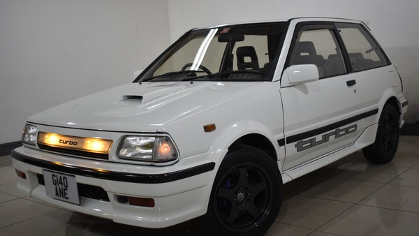 NO RESERVE! - 1989 Toyota Starlet Turbo S For Sale (picture 3 of 69)