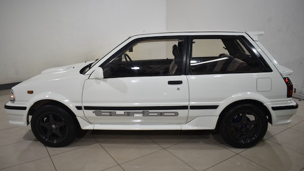 NO RESERVE! - 1989 Toyota Starlet Turbo S For Sale (picture 4 of 69)