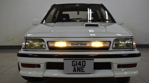 NO RESERVE! - 1989 Toyota Starlet Turbo S For Sale (picture 7 of 69)
