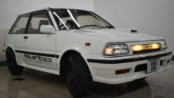 NO RESERVE! - 1989 Toyota Starlet Turbo S For Sale (picture 1 of 69)