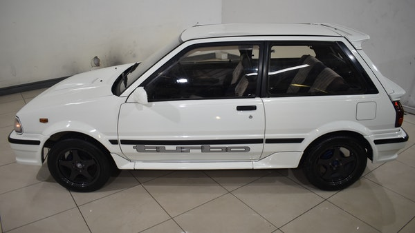 NO RESERVE! - 1989 Toyota Starlet Turbo S For Sale (picture 12 of 69)