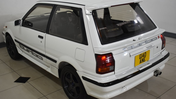 NO RESERVE! - 1989 Toyota Starlet Turbo S For Sale (picture 10 of 69)