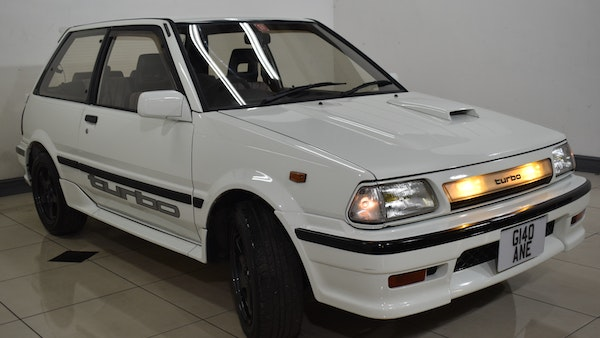 NO RESERVE! - 1989 Toyota Starlet Turbo S For Sale (picture 8 of 69)