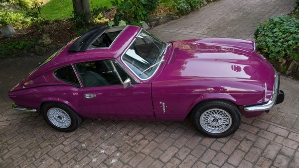 NO RESERVE 1973 Triumph GT6 For Sale (picture 14 of 83)