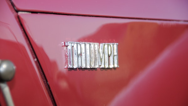 1947 Triumph Roadster For Sale (picture 65 of 120)