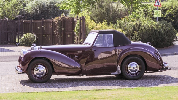 1947 Triumph Roadster For Sale (picture 119 of 120)