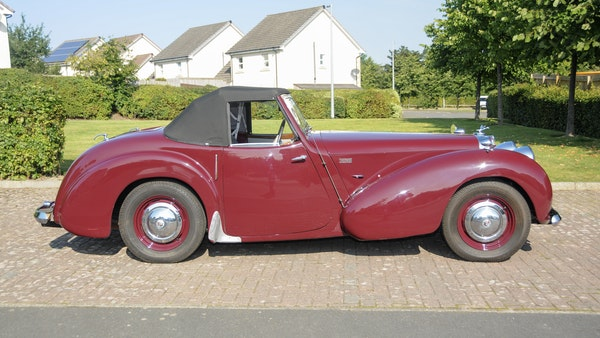 1947 Triumph Roadster For Sale (picture 14 of 120)