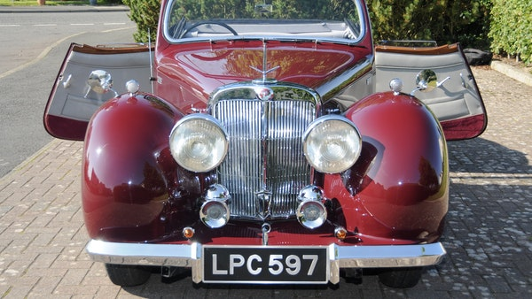1947 Triumph Roadster For Sale (picture 18 of 120)