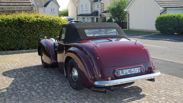 1947 Triumph Roadster For Sale (picture 7 of 120)
