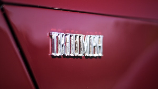 1947 Triumph Roadster For Sale (picture 67 of 120)