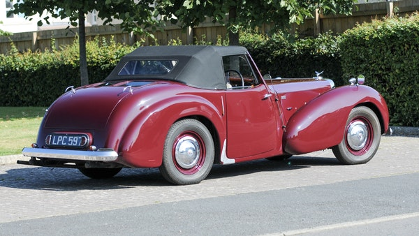 1947 Triumph Roadster For Sale (picture 4 of 120)