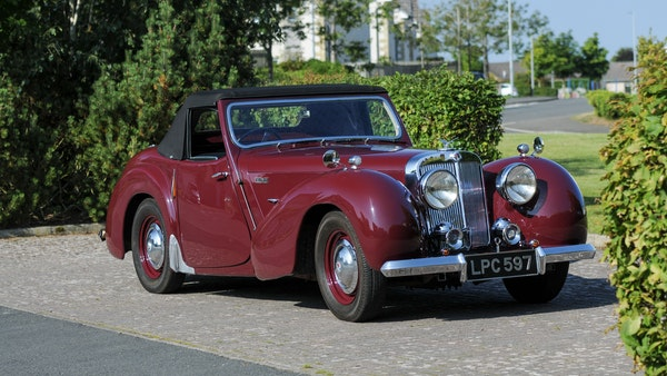 1947 Triumph Roadster For Sale (picture 6 of 120)