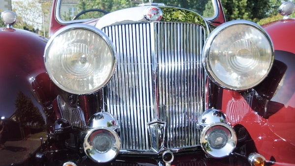 1947 Triumph Roadster For Sale (picture 59 of 120)