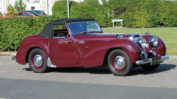 1947 Triumph Roadster For Sale (picture 3 of 120)
