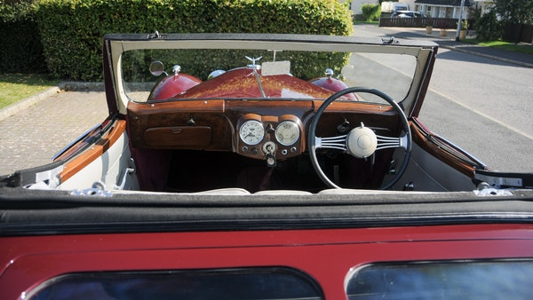 1947 Triumph Roadster For Sale (picture 27 of 120)